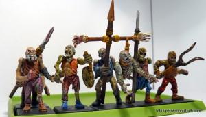 zombie troop