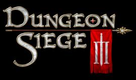 Dungeon Siege III Logo